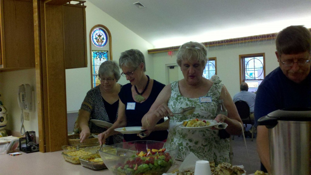 Ann, Judy, Lisa