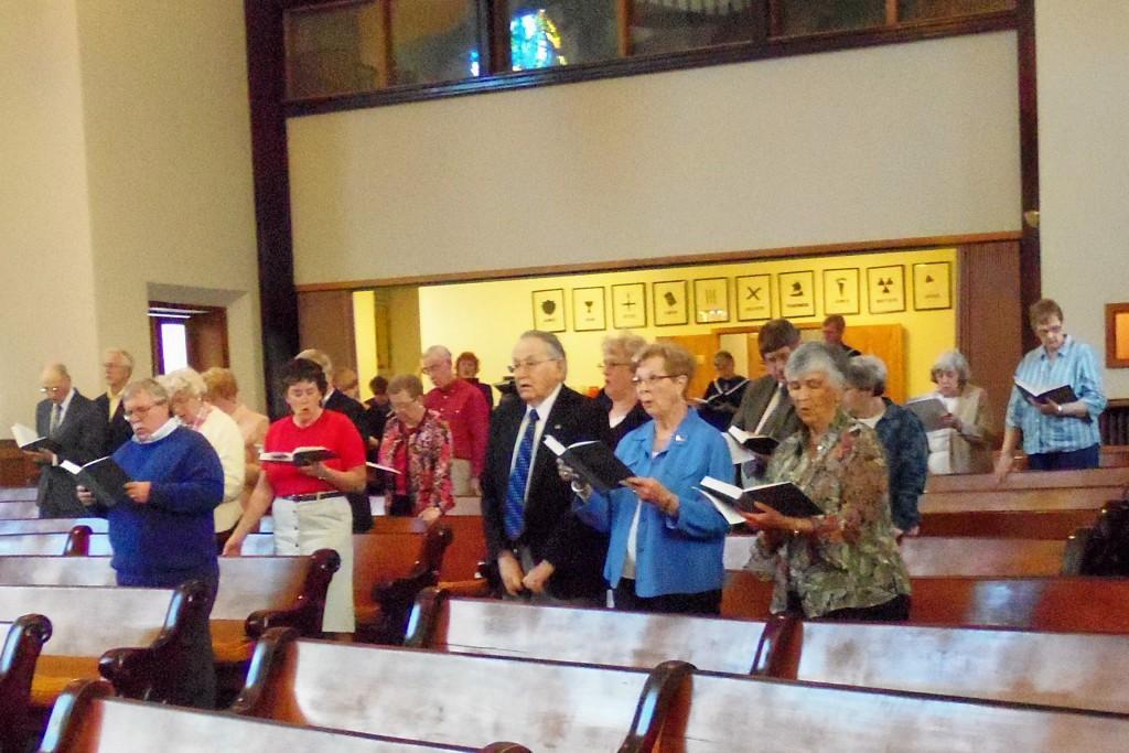 Rev. Duane Aelick, Doe Aelick, Jane Wilson