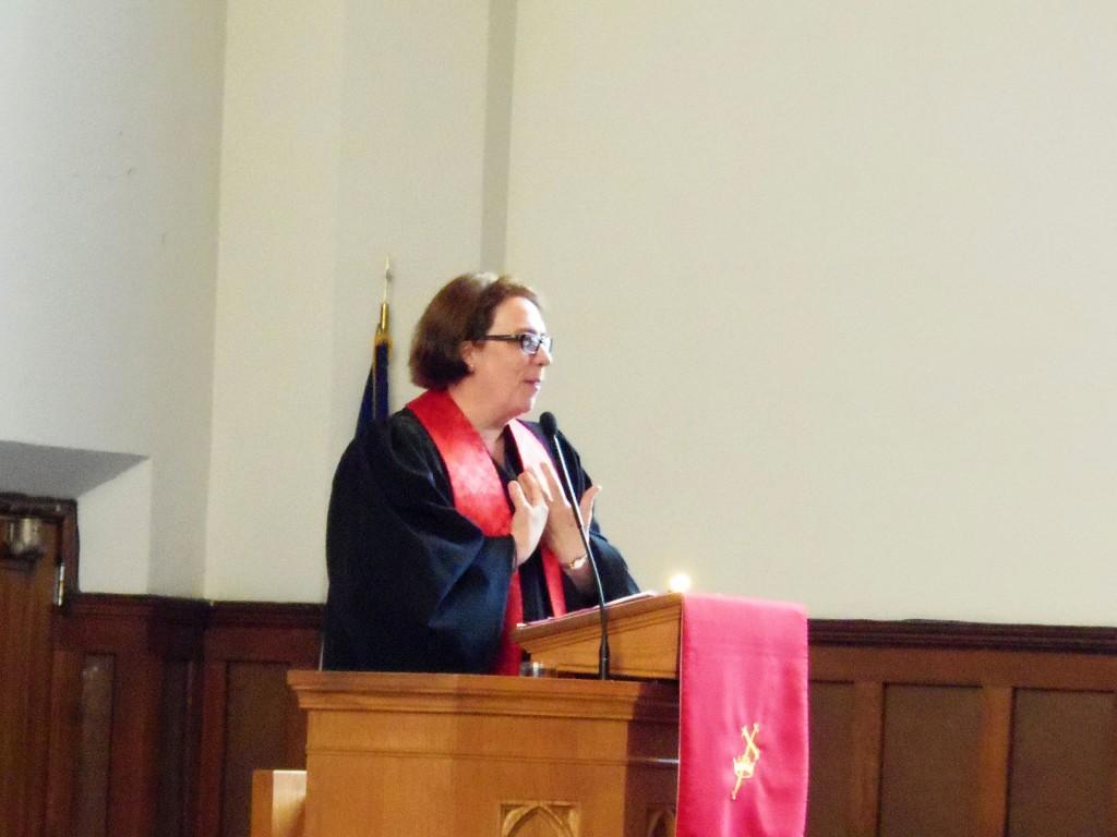 Rev. Gretchen Schneider